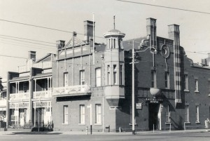 Eastbourne House, in East Melbourne